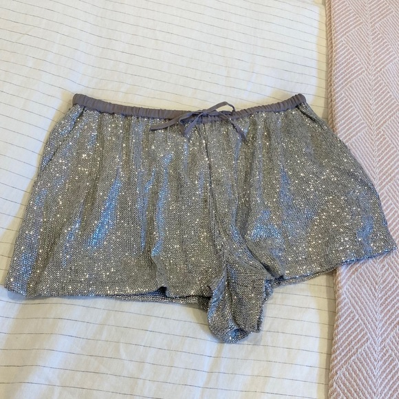 Calypso St. Barth Sequin Shorts